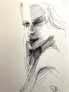 """Alessandra"", Roberto Pamio"