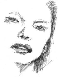 """""""Patty"""", Roberto Pamio, 90 x 120 c"""