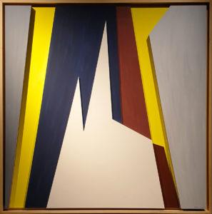 """""""St Patrick's"""", Roberto Pamio, 150 x 150 cm"""